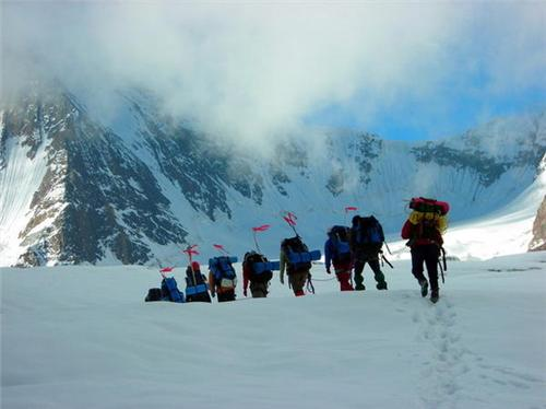 Mountaineering in Shimla