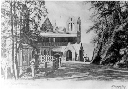 Ellerslie House, Shimla