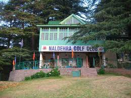 Naldehra Golf Course, Shimla