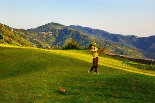 About Naldehra Golf Course