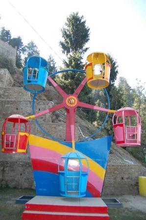 Rides at the Hip Hip Hurray Amusement Park