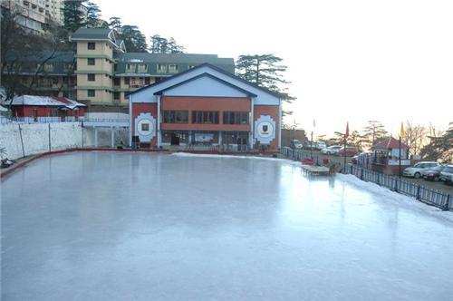 Ice Skating Club in Shimla