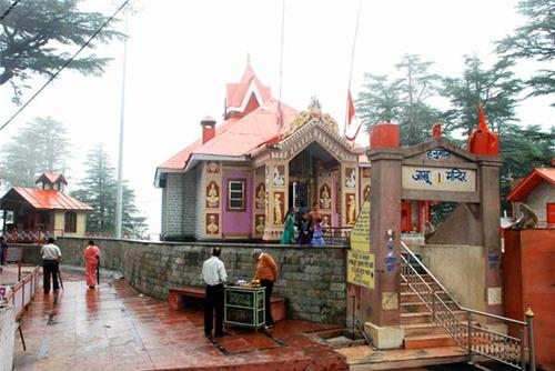 About the Jakhoo Temple, Shimla