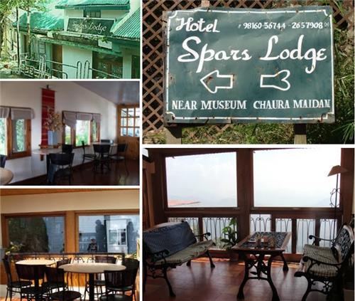 Spars Lodge, Shimla