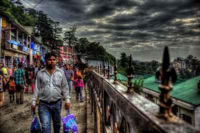 Shopping in Shimla