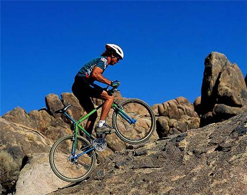 Mountain Cycling in Shimla