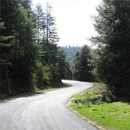 Roadways in Shimla