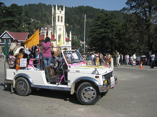 Places to visit in Shimla in One Day