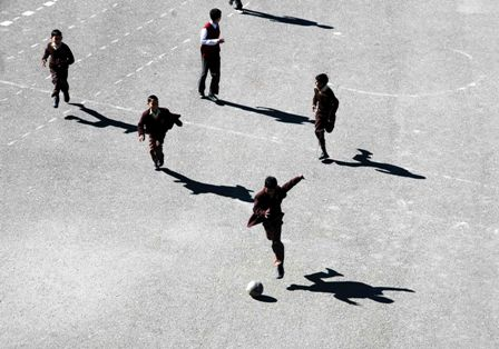 Football in Shimla