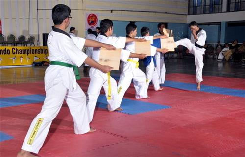 Martial Arts in Shimla