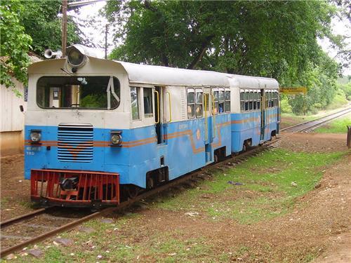 Rail Car in Shimoga