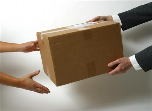 Courier services in Shimoga
