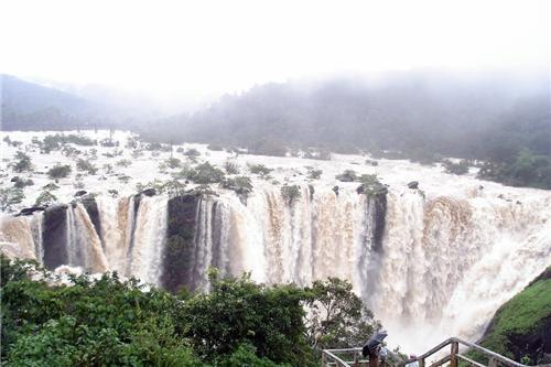 Jog Falls in Shimoga