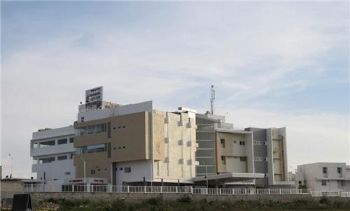 Nanjappa hospital in Shimoga