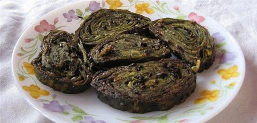 Patrode, the colocasia leaf dumpling