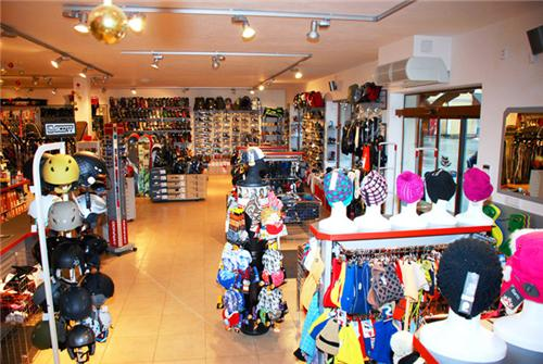 Sports stores in Shimoga