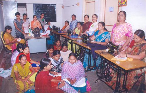 Women welfare in Shimoga