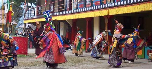sikkim dance