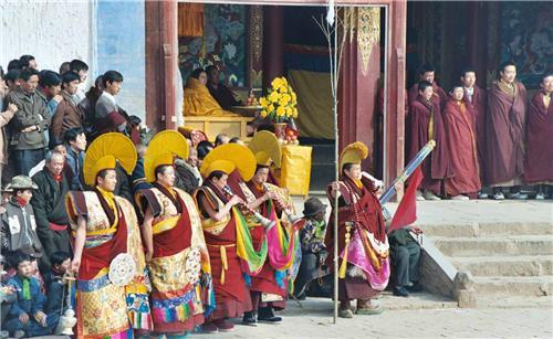Mangan Music festival in Sikkim