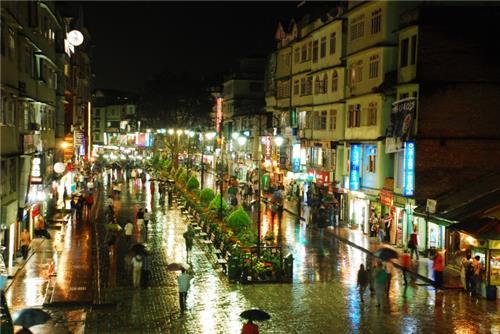 markets in sikkim