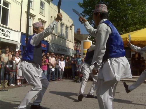 Khukuri Dance