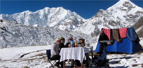 Sporting activities in Sikkim
