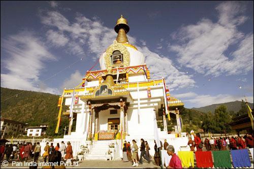 Do-Drul Chorten (Stupa)