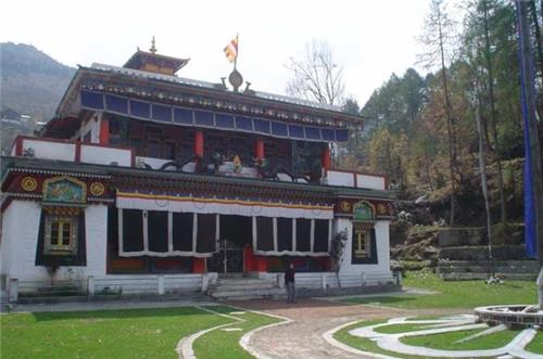 Lachung Monastery