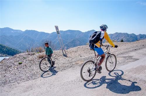 Sikkim Biking Adventures