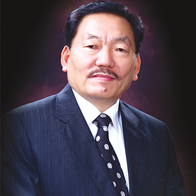 Chief Minister of Sikkim