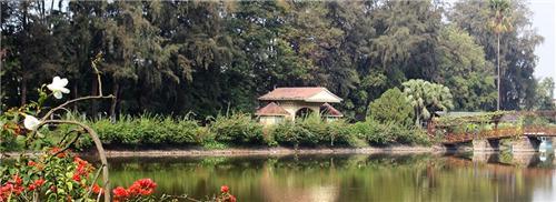Vanganga Lake Garden Silvassa