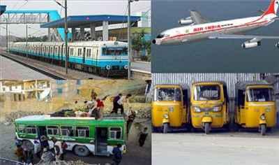 Transportation in Silvassa