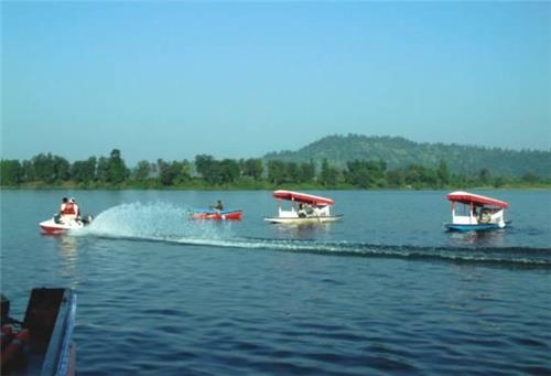 Water Sports Complex in Khanvel