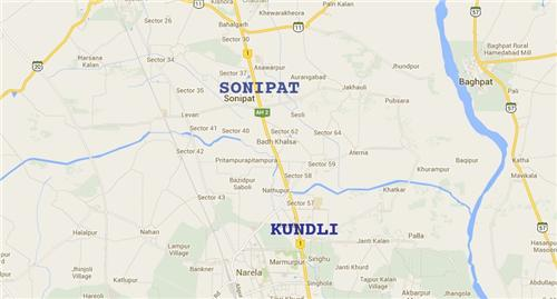 Nearby Areas of Sonipat