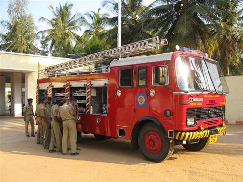 Sonepat Fire Stations