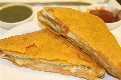 Snacks of Sonepat