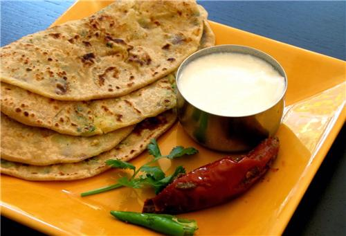 Breakfast in Sonepat