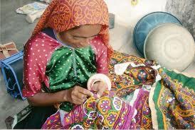 Needlwork in Surat