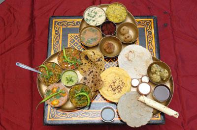 Famous Dish in Surat