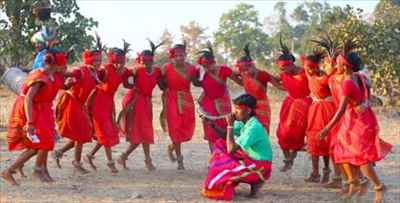 Folk Music of Telangana