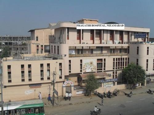 Hospitals in Nizamabad