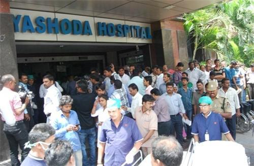 Healthcare Facilities in Telangana
