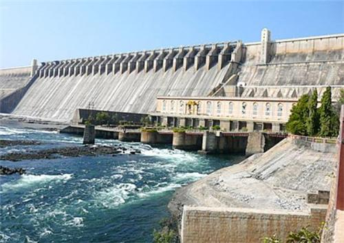 Dams and Reservoirs in Telangana