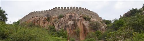 Forts of Telangana
