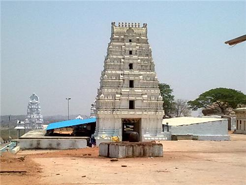 Divine Destinations in Telangana
