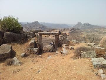 Rachakonda Fort in Telangana