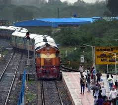 Railway Station in Adilabad