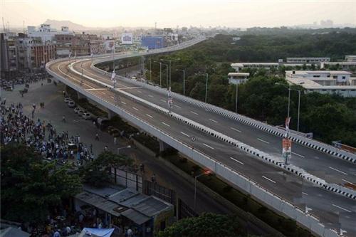 Roadways in Hyderabad