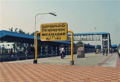 Rail Transport in Telangana