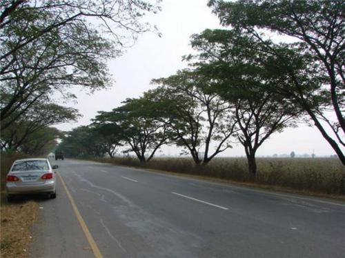Roadways in Khammam